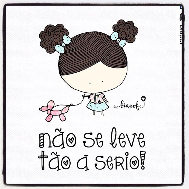 Bom humor é uma indicativo importante da saúde mental. Tente não se levar tão a sério! Acesse www.psicologaadnarabelo.com.br