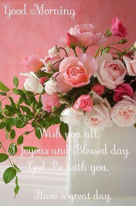 Good Morning dear Sisters. Praying you each have a blessed day in the Lord. Praying this week and every day will bring you abundant blessings in His name ! L. Y. All !