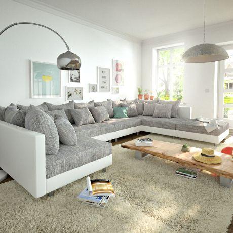 40 best Clovis - Die Kuschelcouch zum Verlieben images on - wohnzimmer weis gold