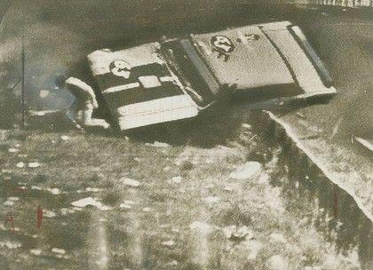 Old Bathurst crash