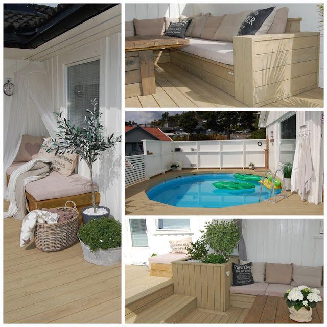 55 Front Verandah Ideas And Improvement Designs: 37 Best Images About Terasse/veranda/rekkverk On Pinterest