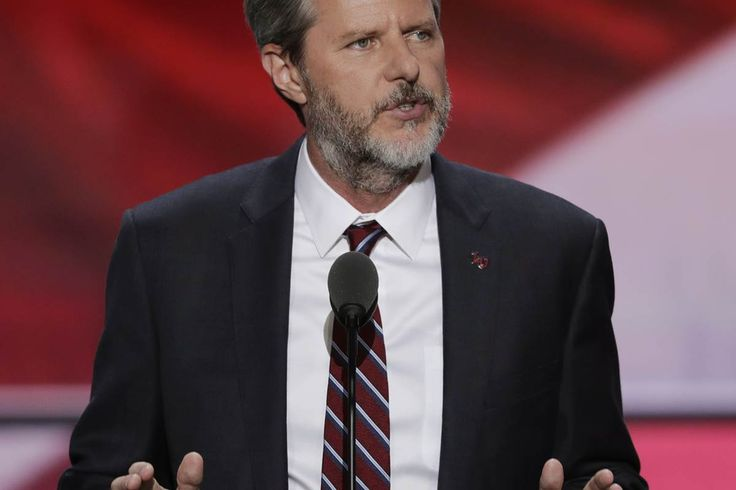 A Liberty University spokesman said Falwell would bring a focus on 'overregulation and micromanagement of higher education' to the task force.