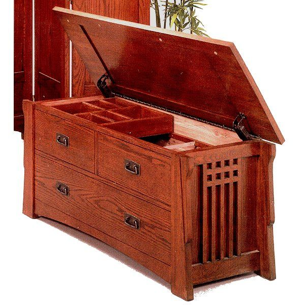 Mission style dresser plans woodworking projects plans for Mission style bed plans