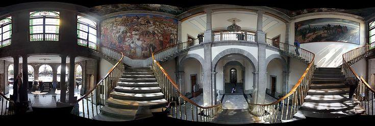 Chapultepec Castle - Wikipedia, the free encyclopedia