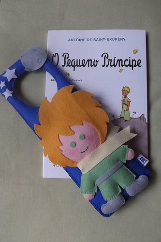 O Pequeno Príncipe by Fiapinho Ateliê