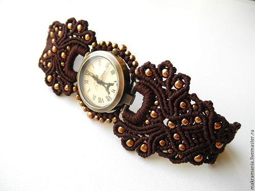 мастер класс Часы Венеция