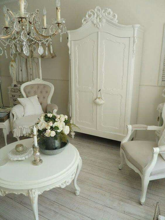 Shabby Chic and/or Cottage