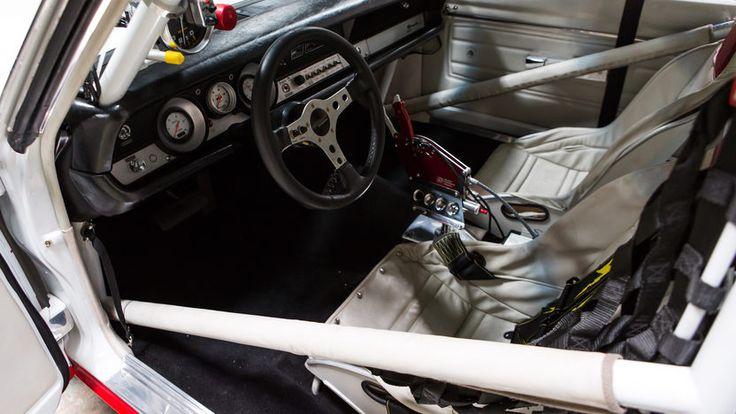 1968 PLYMOUTH BARRACUDA BO29 SUPER STOCK Dual Quad 426 Hemi, NHRA Certified Chassis