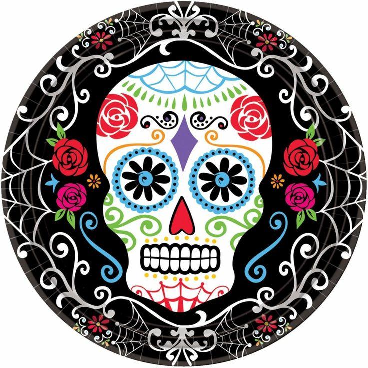 spesso Oltre 25 fantastiche idee su Tatuaggi teschio messicano su  GU03