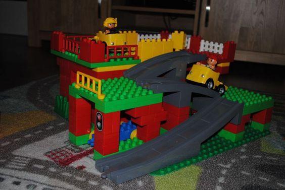 Wonderlijk Duplo parking garage | Luke Activities | Lego, Lego duplo, Lego NG-49