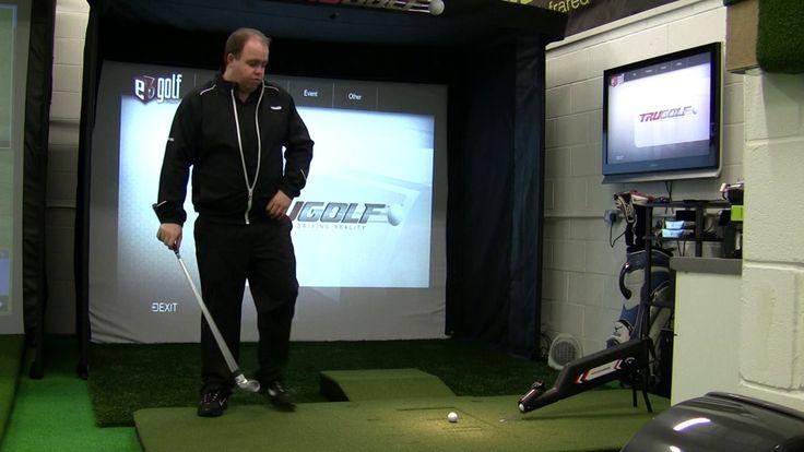 Portable Golf Simulator - Trugolf Vista