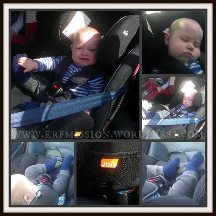 9 months old in the new Joie Stages! :) Check out my blog fore more info and goodies on extended rear facing!