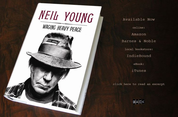 neil young waging heavy peace pdf