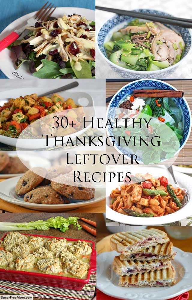 Layered Thanksgiving Leftovers Casserole Recipe {30  Healthy Thanksgiving Leftover Recipes}