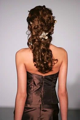 Wedding curly         Wedding hair styles Down Hair