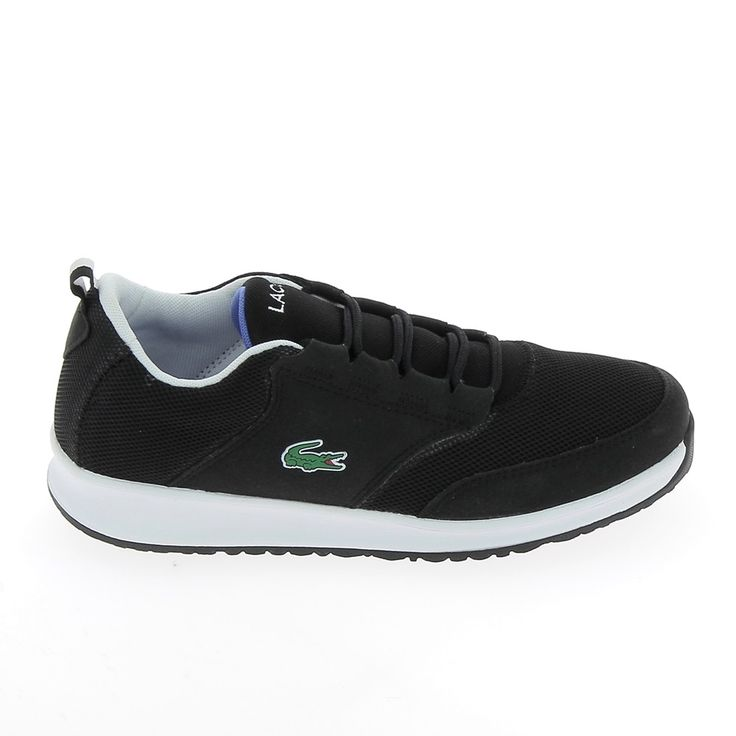 LACOSTE Light 117 Jr Noir