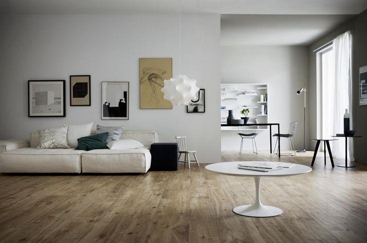 Treverkhome Larice 30x120 - Gres porcellanato effetto legno | Marazzi