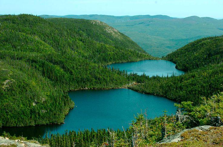 Parc National des Hautes-Gorges-de-la-Rivière-Malbaie , Steve Deschênes | © Sépaq