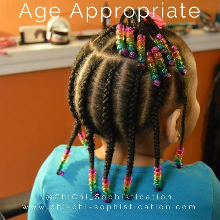 Cornrows For Child Age 2 Toddler Hairstyles Girl Toddler