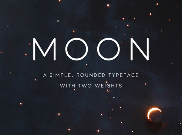 18 Gorgeous Free Fonts of 2015 for Headings, Typography & Logos