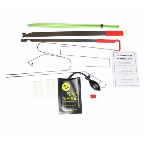 Us 72 72 3pcs 5pcs Universal Car Lock Out Tool Kit Unlock Car Door Open Tool Kit Car Repair Maintenance From Automobiles Motorcycles On Banggood Com Cina