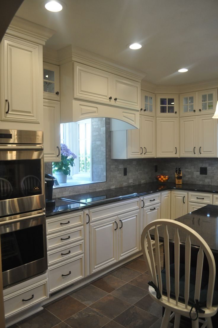 53 best Soft White Kitchens images on Pinterest   White kitchens ...
