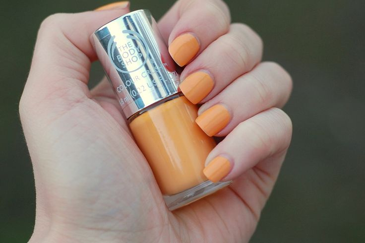 The Body Shop - Apricot ///