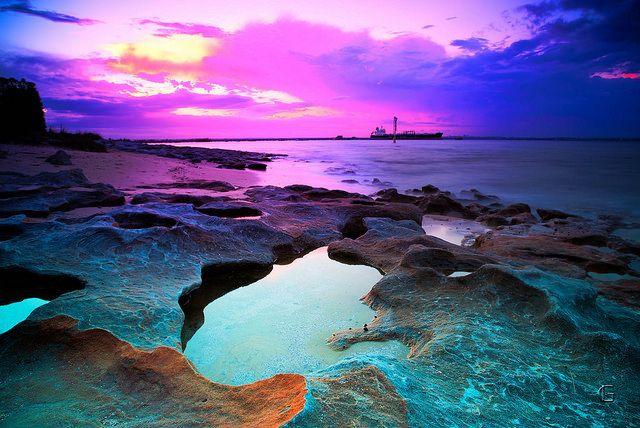 Title: Pretty In Pink Location: Turimetta Beach
