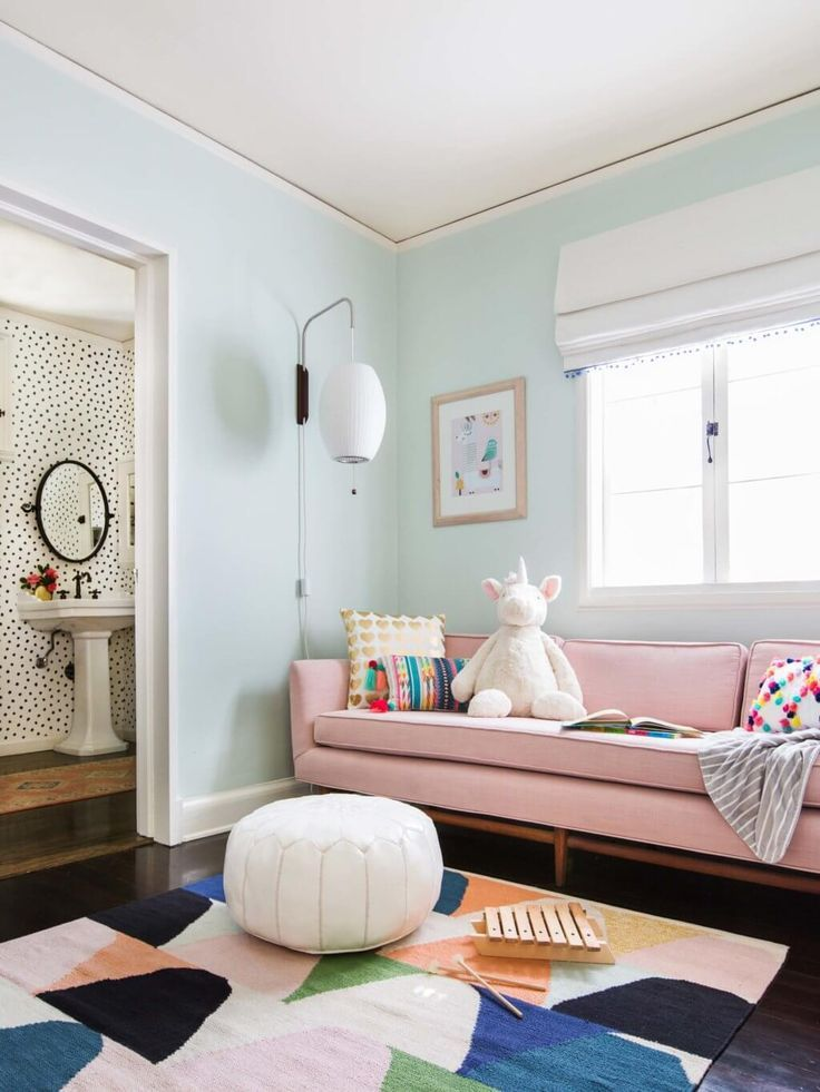 Hey all, Ginny here. A few weeks ago Emily introduced a bright and cheerful playroom (click through in case you missed the intro). We recently finished the project up and got it shot and today I'm bringing you the full reveal. Let's get into it. When we started the project last year the couple was quickly expecting their... Read More …