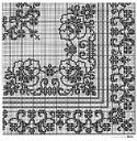 diseño de mantel cuadrado: Mantel Cuadrado, Crochet Manteles, Вышивка Шитье, Design