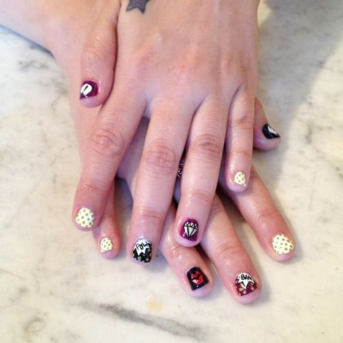 hipster nails pinterest - photo #37