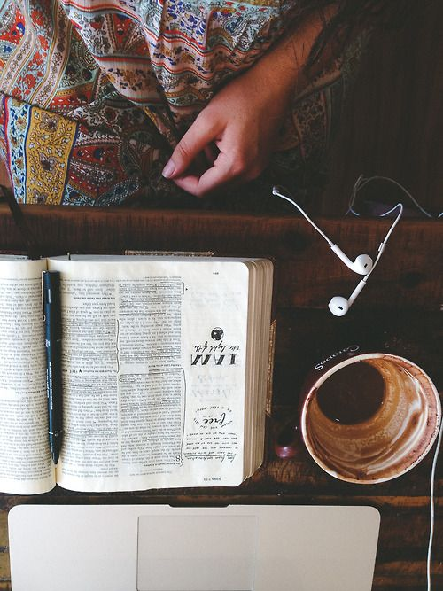 I love this journaling Bible.