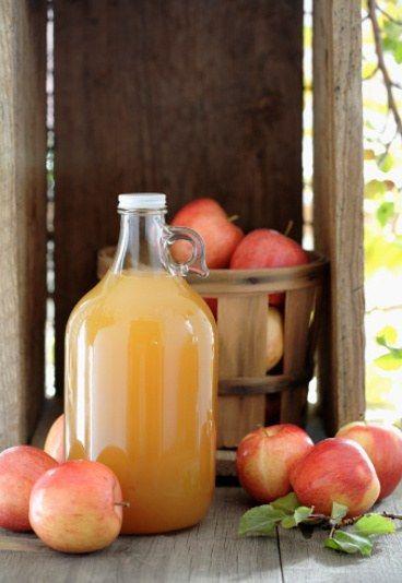 Nalewka z jabłek - sposób przygotowania - Nalewka z jabłek - PROSTY PRZEPIS