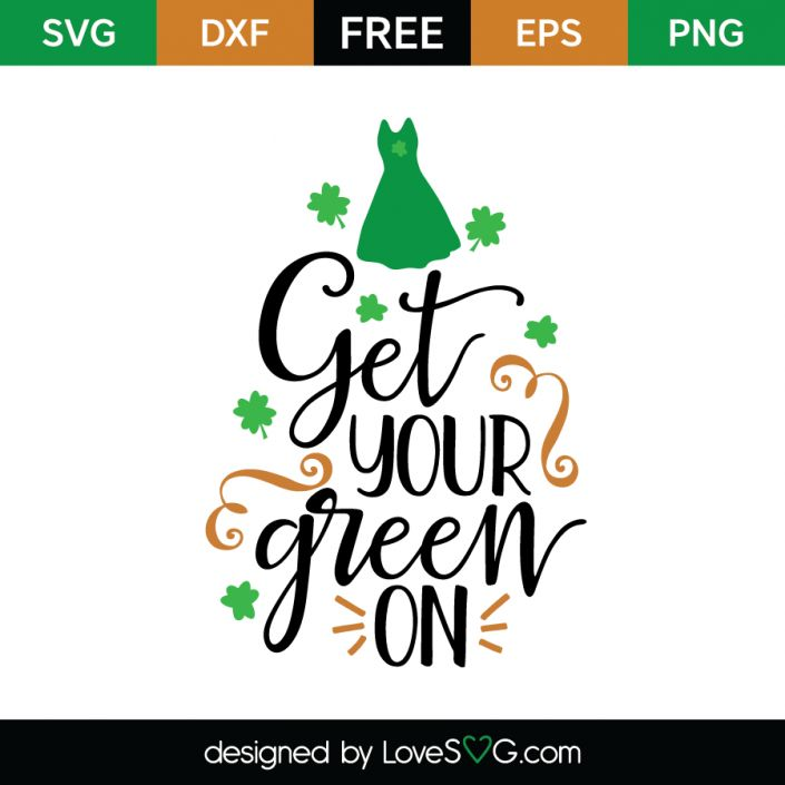 Download Pin on Free St Patrick's Day SVG Cut Files