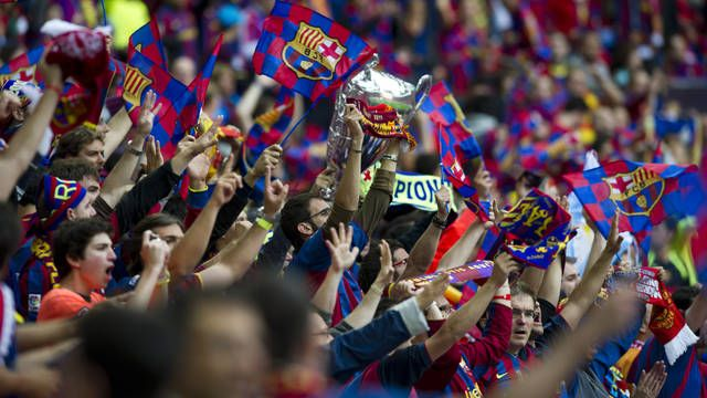El Cant del Barça is the name given to the official anthem of the Futbol Club Barcelona