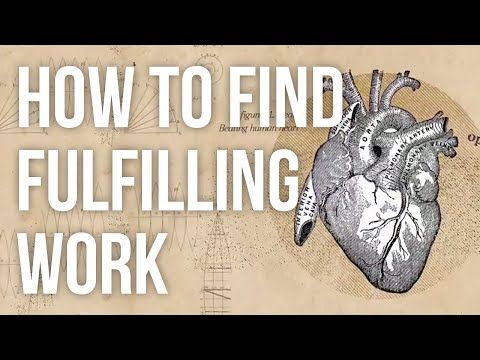 How to Find Fulfilling Work | TED-Ed Pinned by #Europass