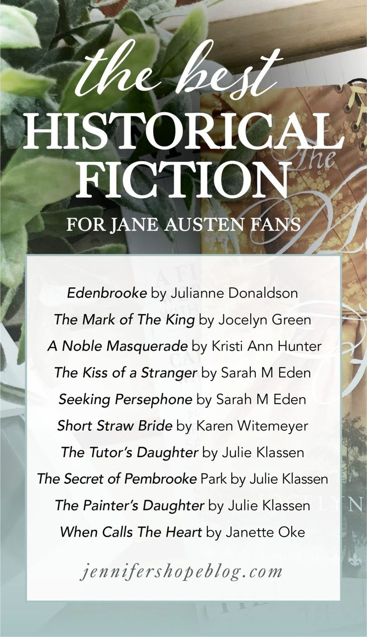 Jane Austen, Books like Jane Austen, Historical Fiction, Historical Romance, Proper Romance, Summer Reading, Julianne Donaldson, Edenbrooke, The Mark of the King, Jocelyn Green, A Noble Masquerade, Kristi Ann Hunter, The Kiss of a Stranger, Sarah M Eden, Jonquil Brothers, Seeking Persephone, Short Straw Bride, Karen Witemeyer, The Tutor's Daughter, The Secret of Pembrooke Park, The Painter's Daughter, Julie Klassen, When Calls The Heart, Janette Oke, Christian Fiction, Regency Fiction…