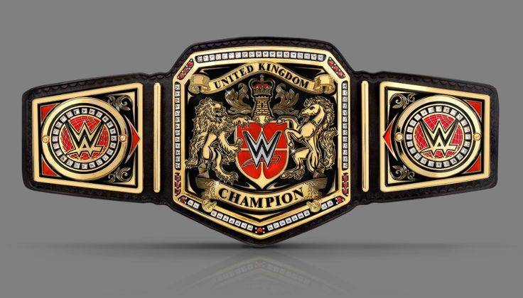 WWE UK Championship Match Added to NXT Takeover: WarGames