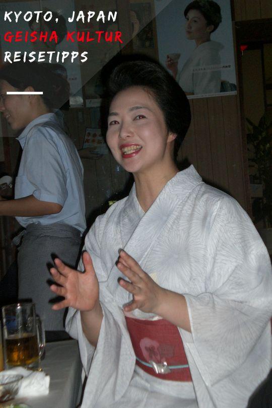 Begegnung in Japan: Mein Abend bei der Geisha | Reisebericht aus einem unbekannten Land | Insiderinfos für Weltenbummler #Reiseinfos #Reisetipps #Japan #Geisha #Reisebericht