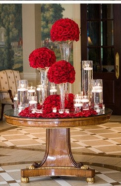 red roses , Greg Warren