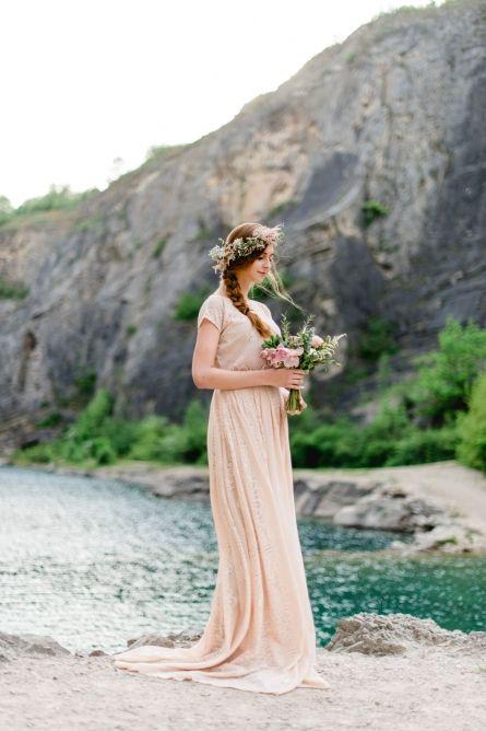 Boho wedding / boho bride