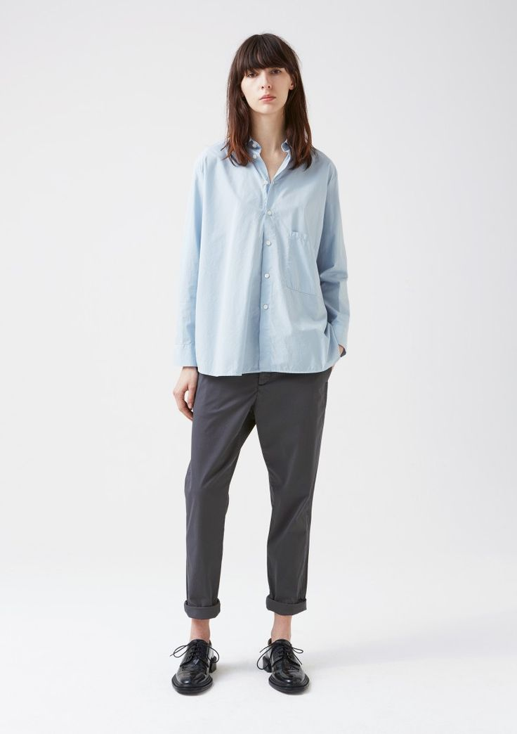 News Trouser - Faded Black - SALE Women - Hope STHLM