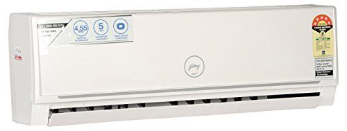 Godrej 1 Ton 5 Star Inverter Split AC (GSC 12 GIA 5 Awog White) | Home and Kitchen Large Appliances Air Conditioners | Best news and deals!