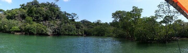 Trip to Sempu Island