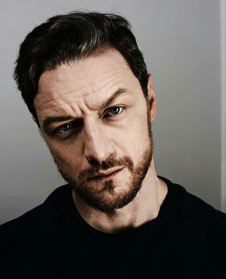 James McAvoy - Photoshoot by Jerome Bonnet in February 2017