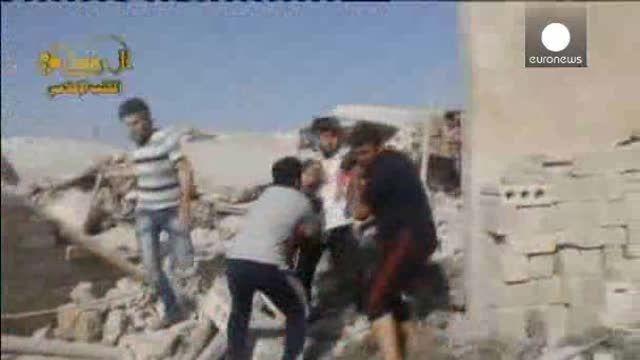 Decenas de muertos en Siria por el lanzamiento de barriles de explosivos por parte del ejército
