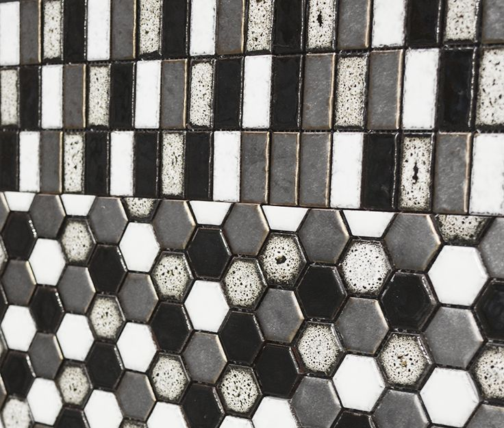 Mosaic Raku - Mosaic Wall Tile. Click on the image to visit our website and to view the rest of our collection.