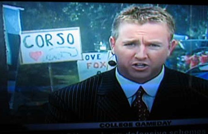 Modern Day Hieroglyphics - Gallery: The Funniest College GameDay Signs Ever | Complex