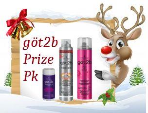 göt2b Prize Pk
