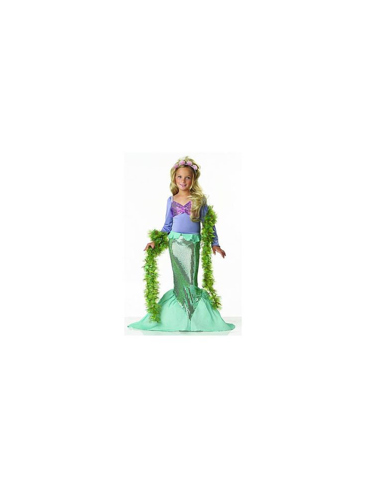 Little Mermaid Child Costume | Wholesale Disney Princess Costumes for Girls